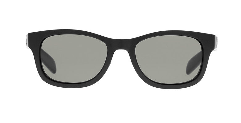 Native - Highline Matte Black Sunglasses, Gray Lenses