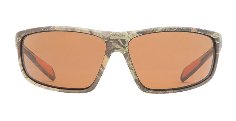 Native - Bigfork Realtree MAX-1 Camo Sunglasses,  Brown Lenses