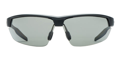 Native - Hardtop Ultra Matte Black Sunglasses, Gray Lenses