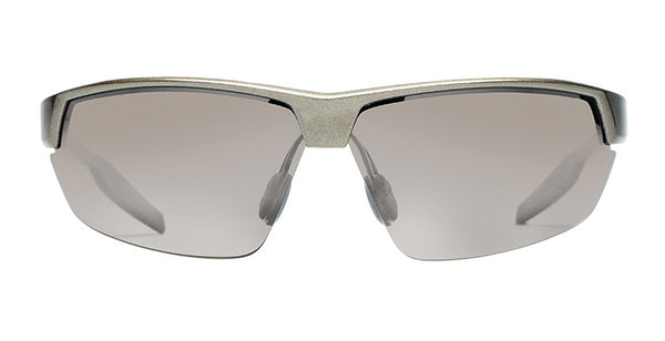 Native - Hardtop Ultra Gunmetal Sunglasses,  Silver Reflex Lenses