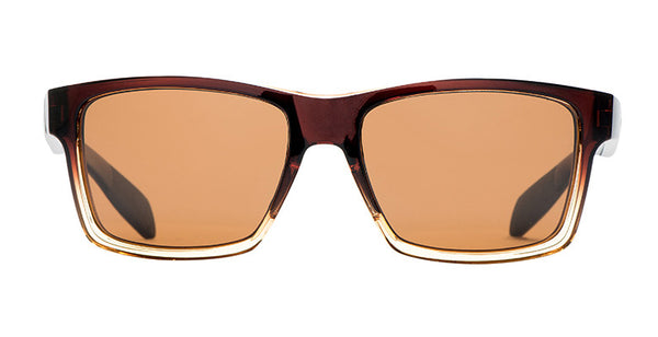 Native - Flatirons Stout Fade Sunglasses, Brown Lenses