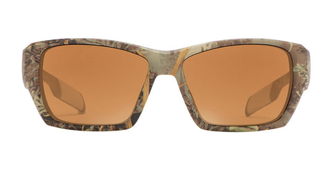 Native - Ward Realtree MAX-1 Camo Sunglasses,  Brown Lenses