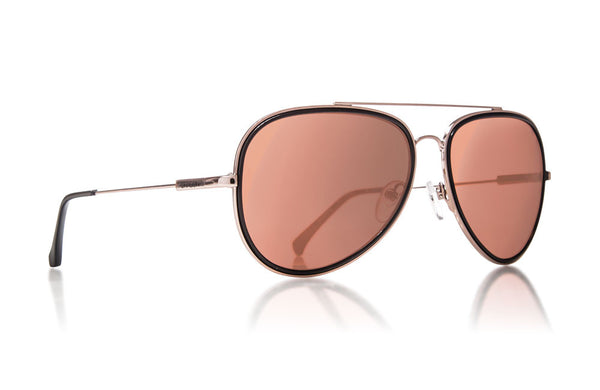 Dragon - Status Rose Gold / Rose Gold Ion Sunglasses