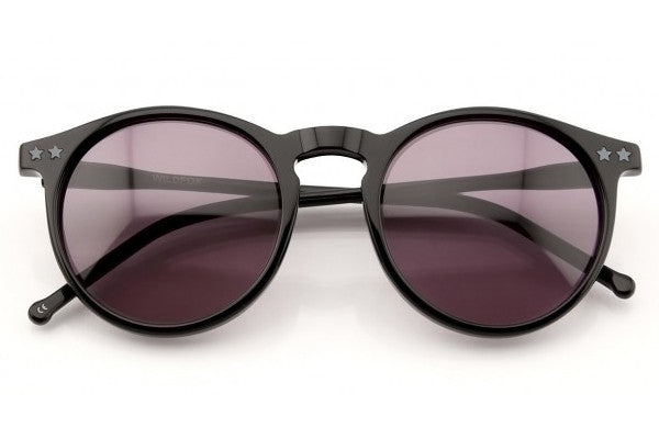 Wildfox - Steff Black Sunglasses