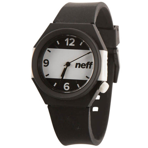 Neff - Stripe Black/White Watch