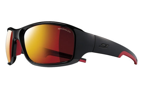 af605fd0ff Julbo - Stunt Shiny Black   Red Sunglasses