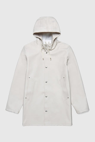 Stutterheim - Stockholm Light Sand Raincoat