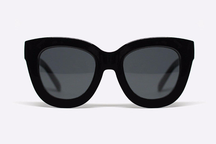 Quay Sugar & Spice Black Sunglasses