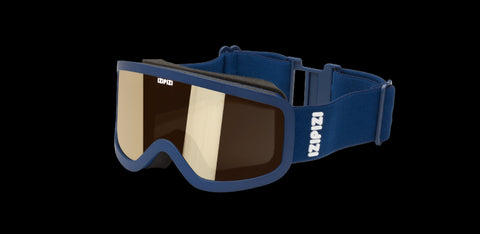 Smith - Flywheel Matte Iron Sunglasses / Chromapop Polarized Platinum Lenses