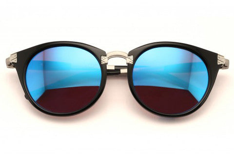 Wildfox - Sunset Deluxe Black Sunglasses