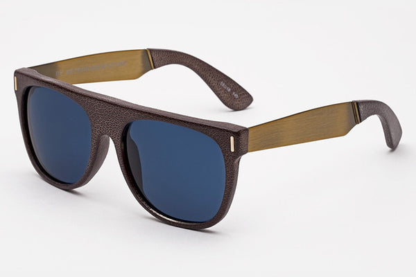 Super - Flat Top Francis Lang Sunglasses