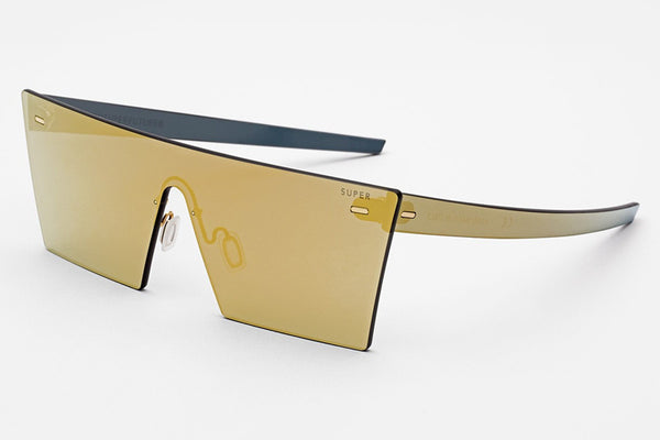 Super - Tuttolente W Gold Sunglasses