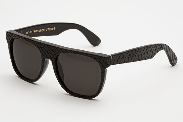 Super - Flat Top Goffrato Sunglasses
