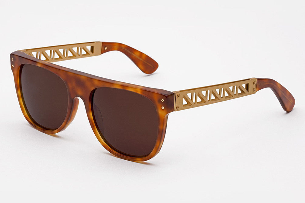 Super - Flat Top Structura Sunglasses