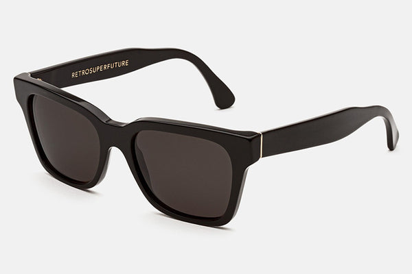 Super - America Black Sunglasses