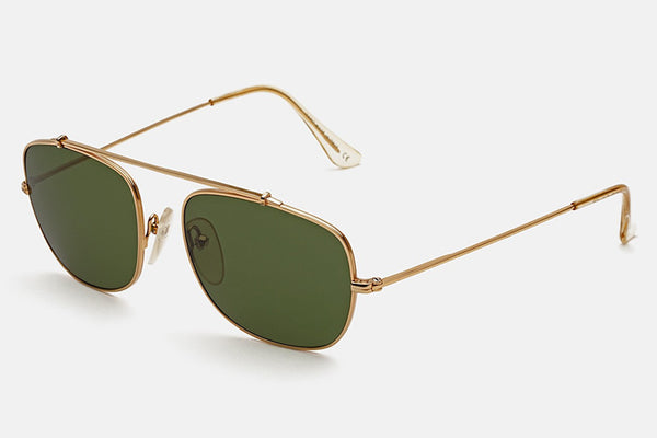 Super - Primo Green Sunglasses