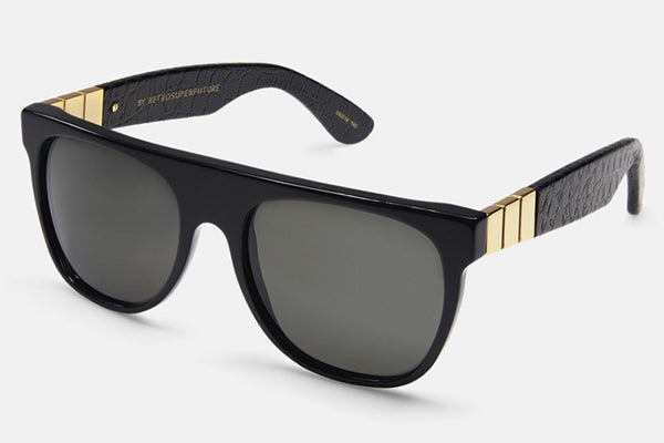 Super - Flat Top Capo Gianni Sunglasses