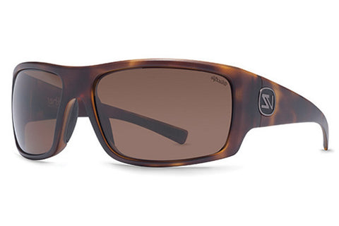 VonZipper - Suplex Tortoise PTB Sunglasses, Wildlife Bronze Polar Lenses