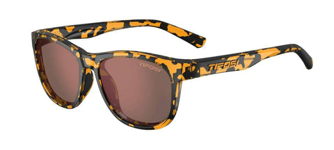 Tifosi - Swank Yellow Confetti Sunglasses / Brown Polarized Lenses