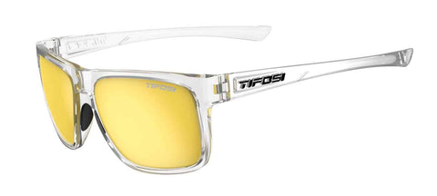 Tifosi - Swick Crystal Clear Sunglasses / Smoke Yellow Lenses