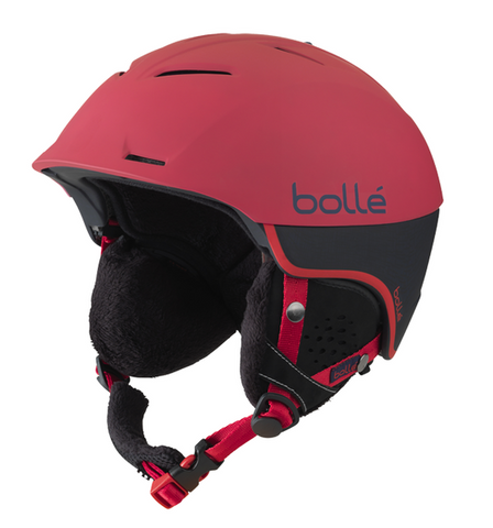 Bolle - Synergy Soft Red Ski Helmet