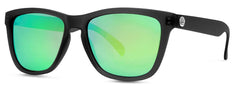 Sunski - Headlands Grey Sunglasses / Lime Polarized Lenses