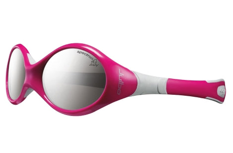Julbo - LOOPING 2 Fuchsia Gray Sunglasses / Spectron 4 Baby Lenses