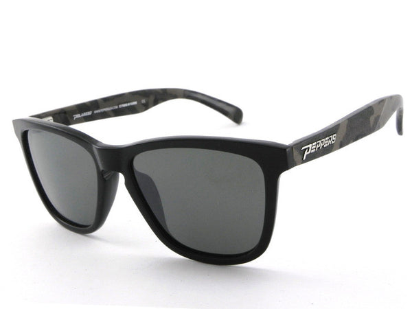 Peppers - Headwinds Grey Tort Sunglasses, Smoke Lenses