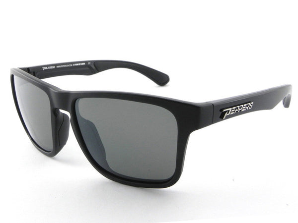 Peppers - Sunrise Black Fade Sunglasses, G-15 Lenses