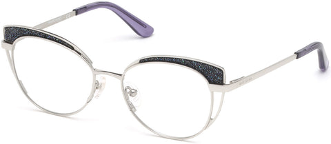 Marciano - GM0343 Shiny Light Nickeltin Eyeglasses / Demo Lenses