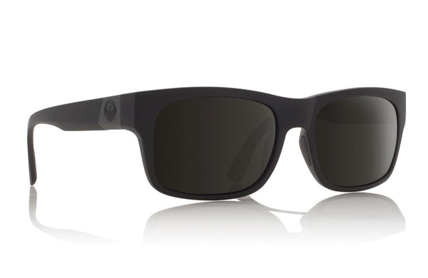 Dragon - Tailback Matte Black H2O / Grey Performance Polar Sunglasses
