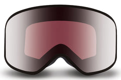 Native - Tenmile Ribbet Goggles, Rose React Lenses