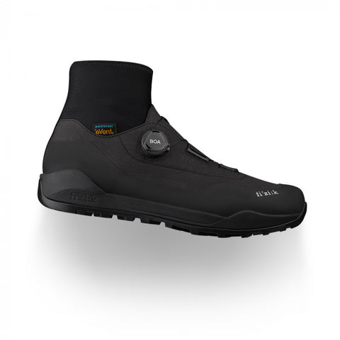 Fizik - Terra Artica X2 Black Cycling Shoes