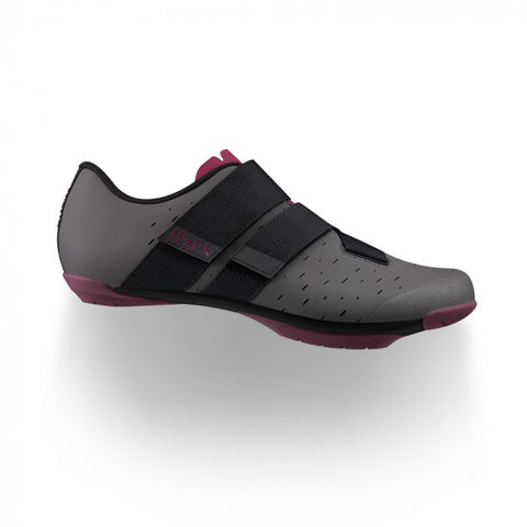 Fizik - Terra Powerstrap X4 Anthracite Grape Cycling Shoes