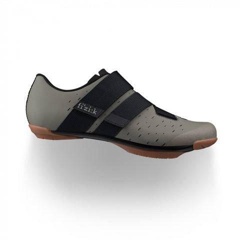 Fizik - Terra Powerstrap X4 Mud Caramel Cycling Shoes