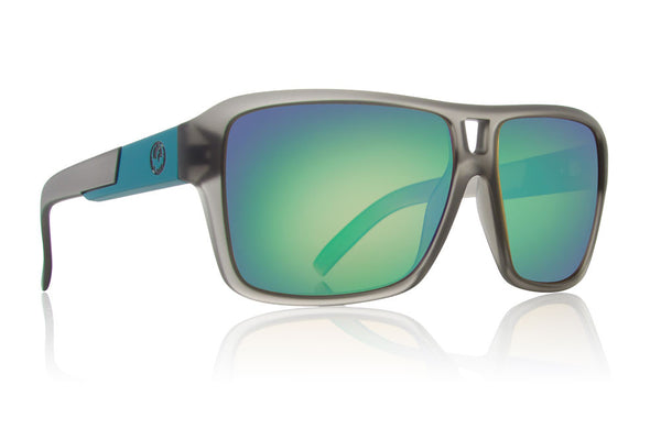 Dragon - The Jam Matte Grey / Grey Ion Sunglasses