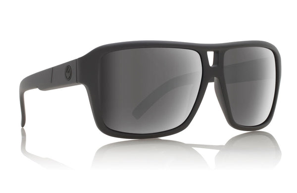 Dragon The Jam Matte Magnet Grey H2O / Silver Ion Performance Polar Sunglasses