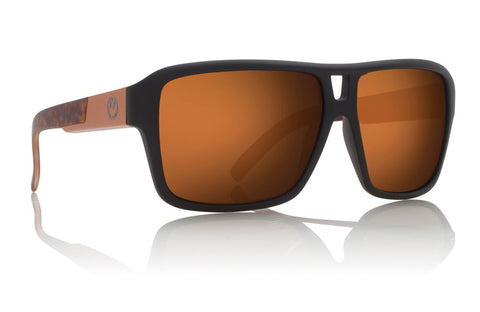 Dragon - The Jam Polished Walnut / Bronze Sunglasses