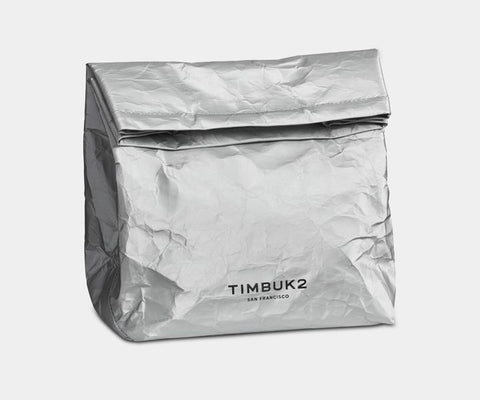 Timbuk2 - Dave Ortiz Paper Silver Lunch Bag
