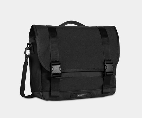 Timbuk2 - Commute Jet Black Small Messenger Bag