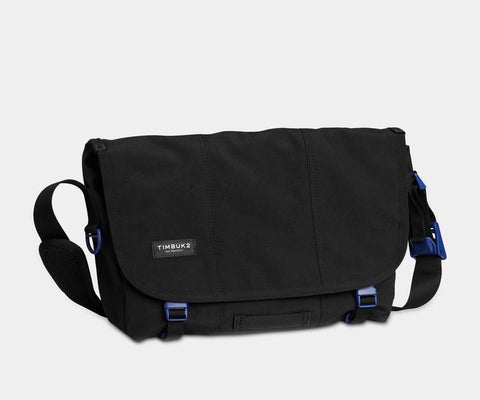 Timbuk2 - Flight Jet Black Blue Wish XS Messenger Bag
