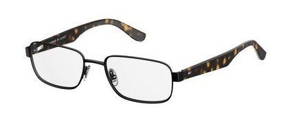 Tommy Hilfiger - Th 1489 Black Eyeglasses / Demo Lenses
