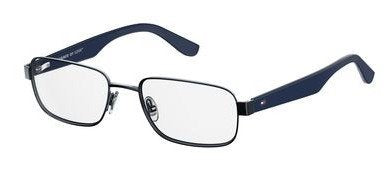 Tommy Hilfiger - Th 1489 Blue Eyeglasses / Demo Lenses