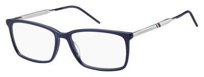 Tommy Hilfiger - Th 1641 Blue Eyeglasses / Demo Lenses
