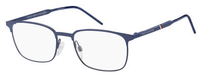 Tommy Hilfiger - Th 1643 Blue Eyeglasses / Demo Lenses