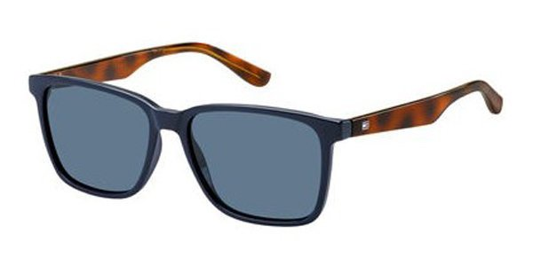 Tommy Hilfiger - Th 1486 S Blue Sunglasses / Blue Avio Lenses