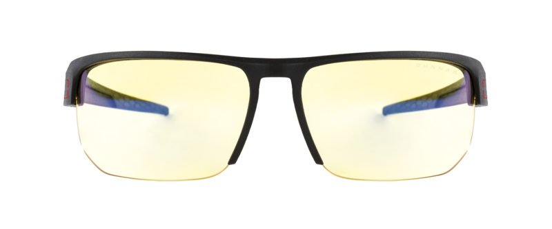 Gunnar - Torpedo Onyx Eyeglasses / Amber Blue Light Lenses