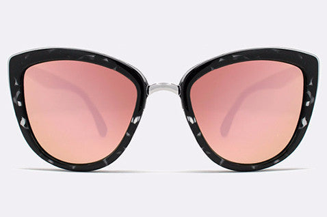 Quay My Girl Black Tortoise / Pink Sunglasses