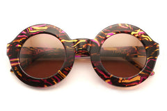 Wildfox - Twiggy Montage Sunglasses