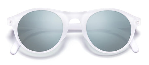 Sunski - Altas Snow Sunglasses / Silver Polarized Lenses
